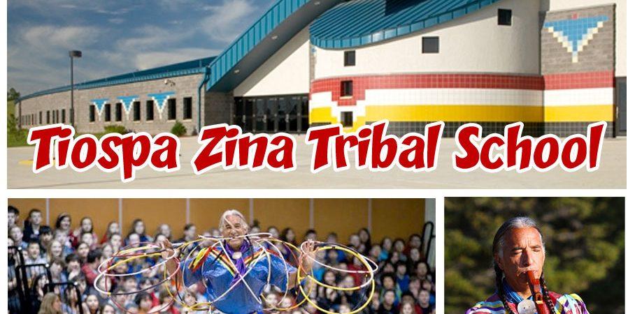 Jan 16 Tiospa Zina Tribal School – Agency Village, SD