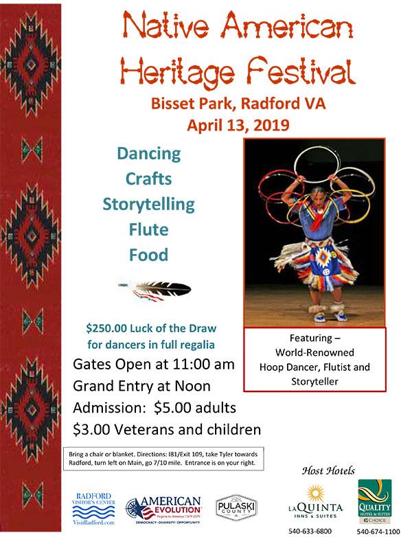 Native American Heritage Festival